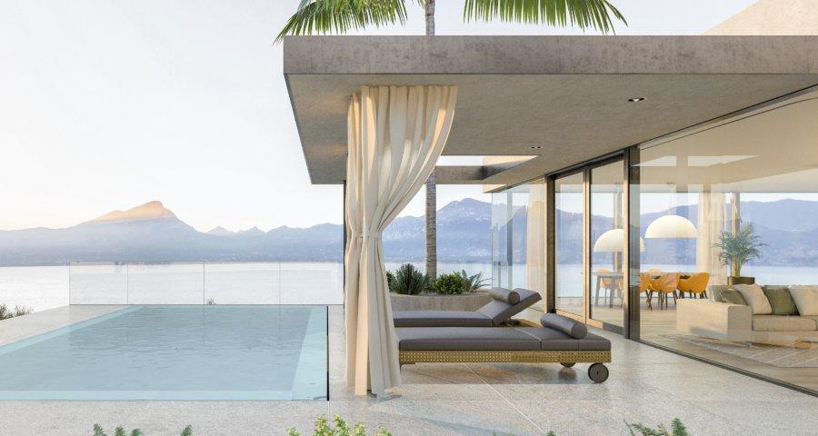 Torri del Benaco: Exklusive Villa mit Infinitypool
