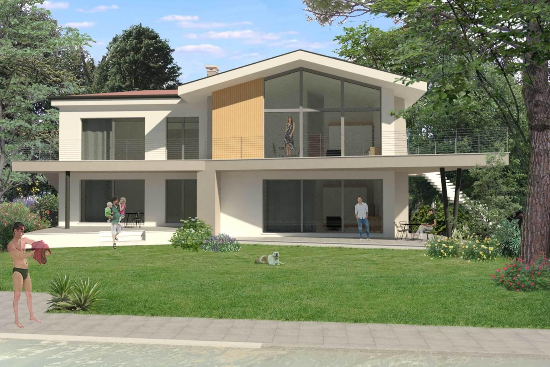 Cisano: Residence vicino al lago