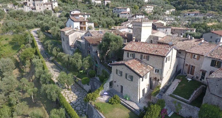 Castelletto: Hochwertig renovierter Rustico in Traumlage