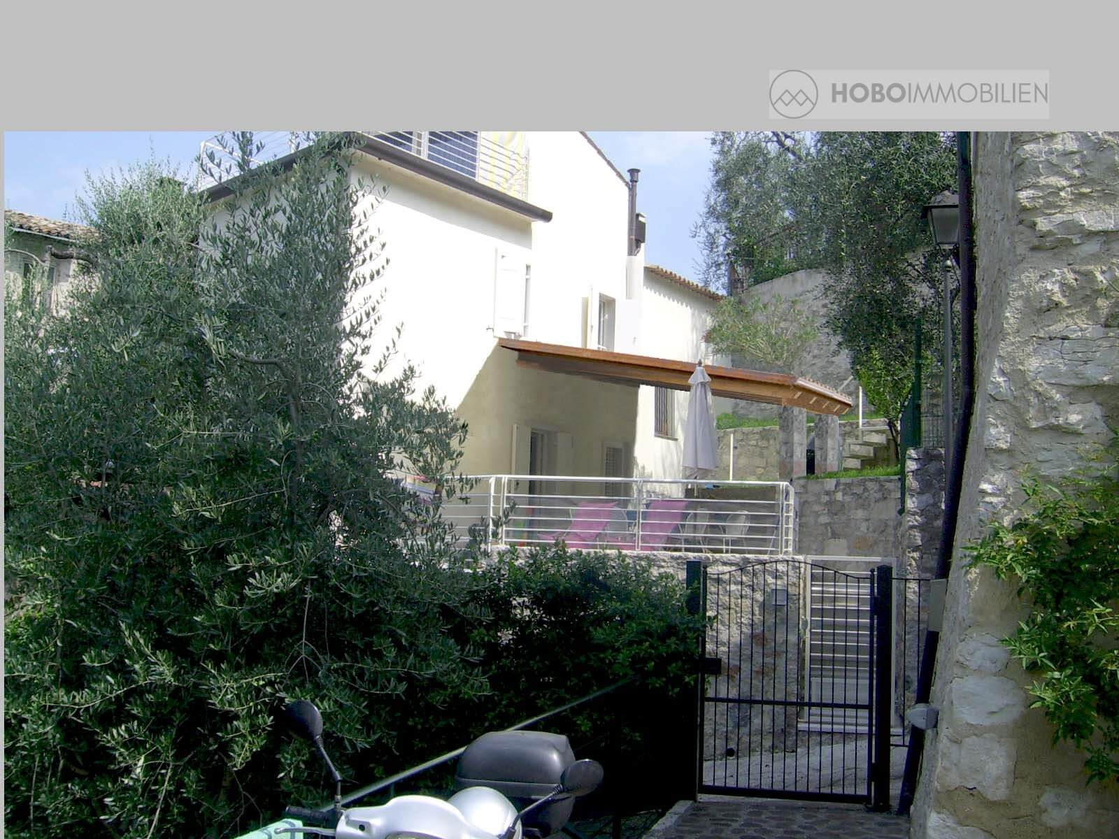 Castelletto: renoviertes Rustico mit Seeblick