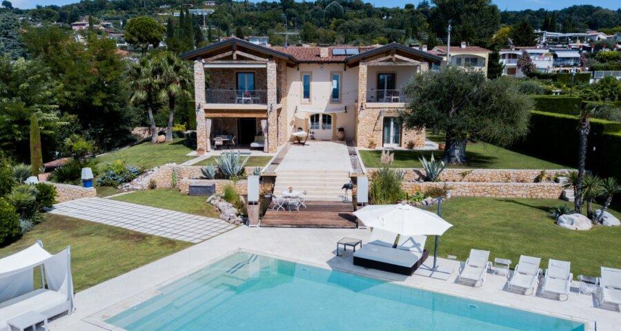 Bardolino – Luxusvilla in ruhiger Lage